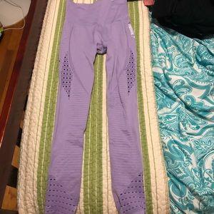 Gymshark Lavender High-rise Leggings